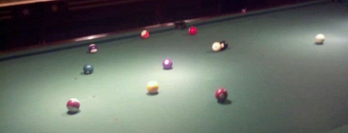 Lucky Staehly's Pool Hall is one of McMenamin's.