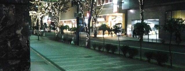 アリーナ通り is one of 新横浜マップ.