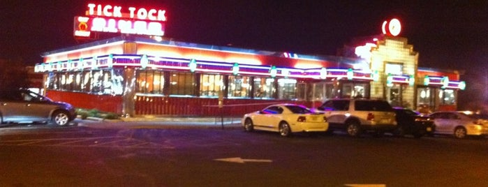 Tick Tock Diner is one of You Hungry?.