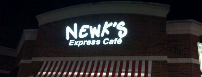 Newk's Express Cafe is one of Need to try.