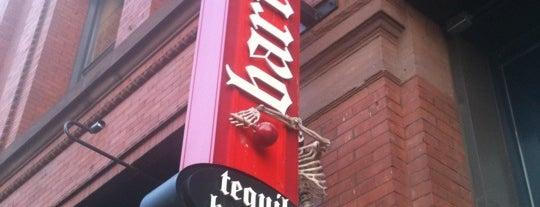 Barrio Tequila Bar is one of 20 favorite restaurants.