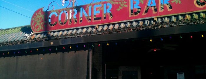 Corner Bar & Grill is one of Bars For The Night Out! Dallas.