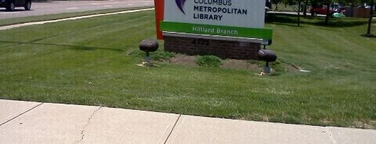 Columbus Metropolitan Library - Hilliard Branch is one of Ohio Libraries.