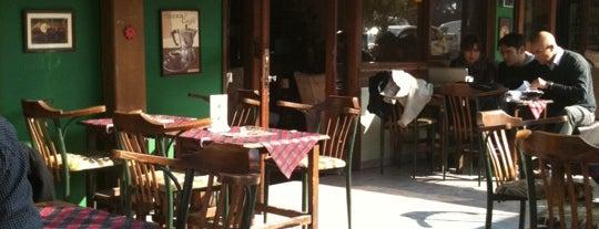 Cafe Tömbeki is one of Özledikçe gideyim - İzmir.