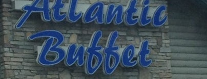 Atlantic Buffet is one of favorites.