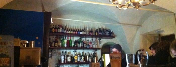 Koht/Moonshine bar is one of Tallinn.