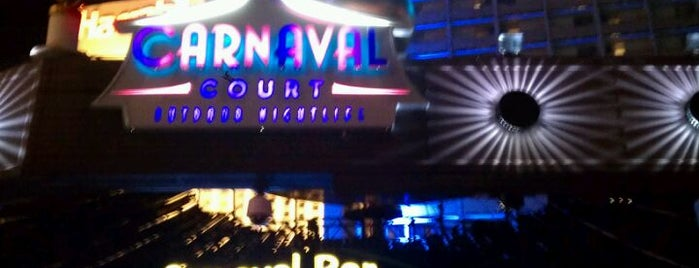 Carnaval Court Bar & Grill is one of Las vegas.