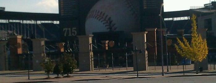 Turner Field is one of #416by416 - Dwayne list1.