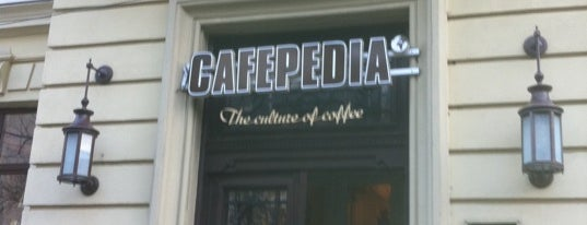 Cafepedia is one of Must-visit Cafés in Bucureşti.