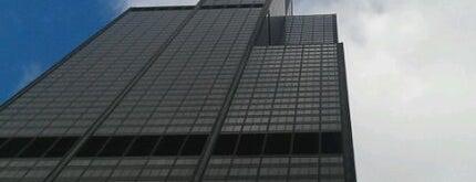 Willis Tower is one of Sufjan Steven's Illinois.