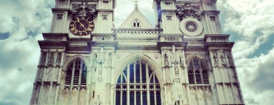 Abadía de Westminster is one of Bucket List Places.