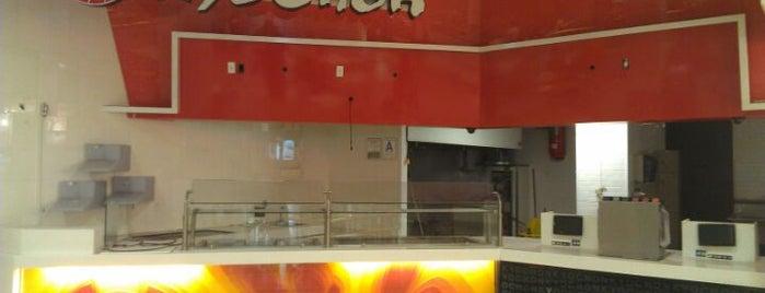 Kyochon Chicken is one of LA Foodie list.