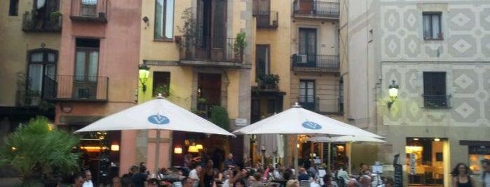 La Vinya del Senyor is one of Mejores Terrazas en Barcelona.