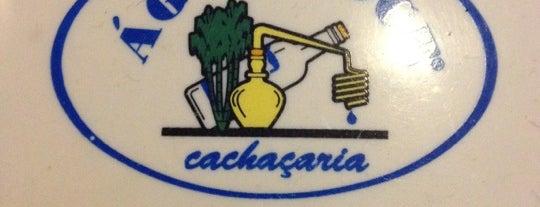 Água Doce Cachaçaria is one of Lugares para ficar bebado em São Paulo.