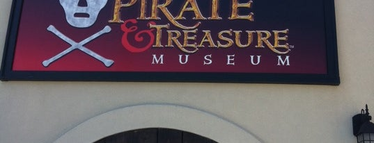 St. Augustine Pirate and Treasure Museum is one of My St. Augustine Favorites.