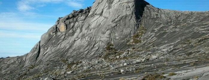 Mount Kinabalu is one of @Sabah, Malaysia.