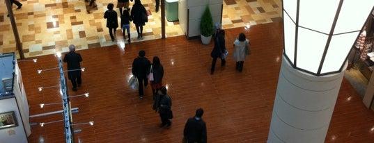 Shinyurigaoka L-Myload is one of 横浜・川崎のモール、百貨店.