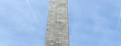 Bunker Hill Monument is one of Touristy Things to See in Boston.