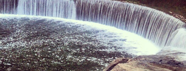Round Falls is one of The Great Outdoors.