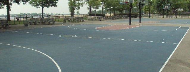 Orchard Beach is one of Popular Basketball Courts in NYC Parks.