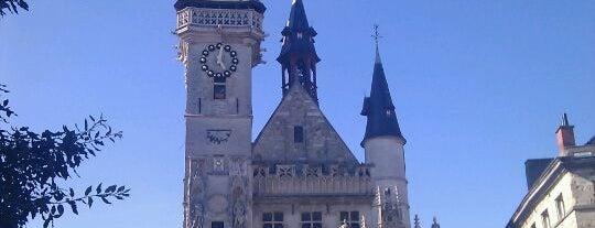 Belfort is one of Belgium / World Heritage Sites.