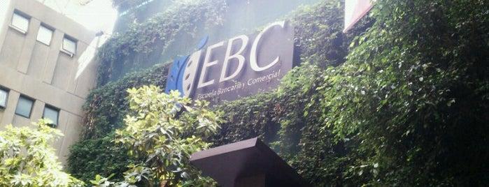 EBC Campus Reforma is one of DF Todas.