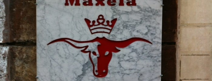 Maxelà is one of ristoranti Roma.
