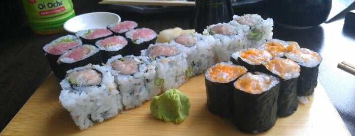 Taro Sushi is one of The Best Places to Go Before the Barclays Center.