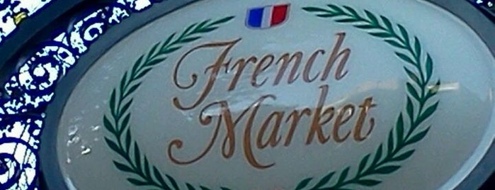 French Market Restaurant is one of The 15 Best Places for Pastries in Anaheim.
