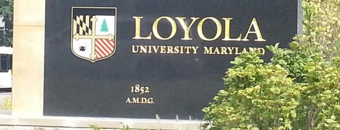 Loyola University Maryland - Evergreen Campus is one of Colleges and Universities in Maryland.