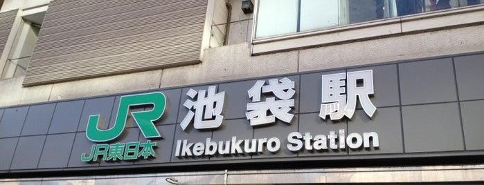 Ikebukuro Station is one of 東京近郊区間主要駅.