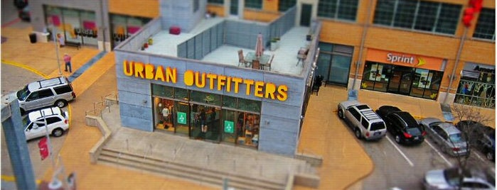 Urban Outfitters is one of Guide to Mockingbird Village.