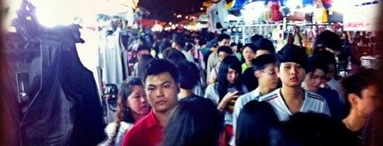 Pasar Malam Taman Connaught 康乐 is one of Yeh's Fav Pasar Malam ^o^.