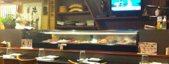 Sakura Sushi Bar & Grill is one of LAfayette.