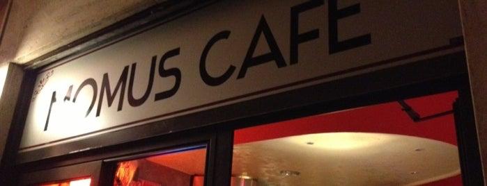 Momus Café is one of Bologna.