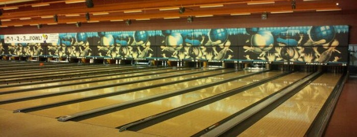 Sempeck's Bowling & Entertainment is one of Sports Venues I've Worked At.