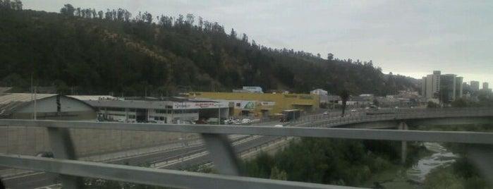 Autopista Troncal Sur is one of Viajes.