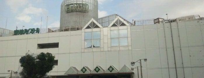 Toride Station is one of 東京近郊区間主要駅.