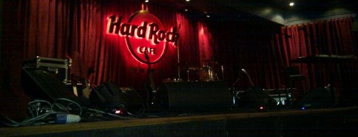 Hard Rock Café is one of Must-visit Nightlife Spots in New Delhi.