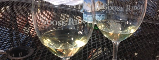 Goose Ridge Winery Tasting Room is one of Woodinville Wineries.