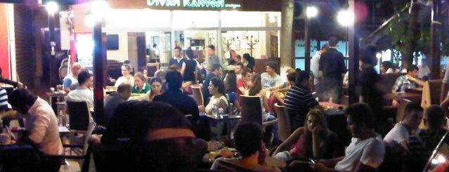 Divan Kahvesi is one of Sarıyer - Emirgan Cafeler.