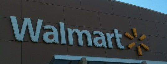 Walmart Supercenter is one of Restaurants in Fayetteville.