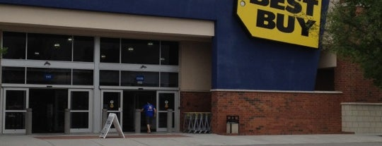 Best Buy is one of Best For Business.