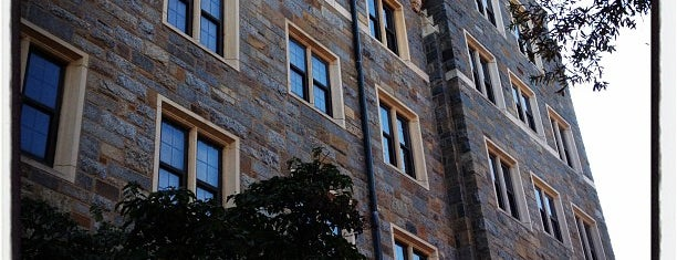 Copley Hall | Georgetown University is one of Georgetown Campus Tour.