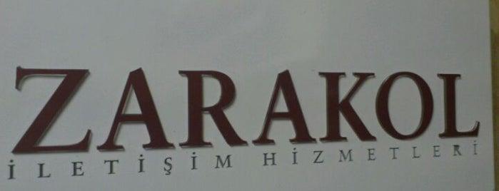 Zarakol İletişim Hizmetleri is one of Sosyal Medya Hizmeti Veren Ajanslar.