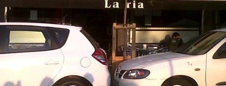 La Ria is one of De mucho us.