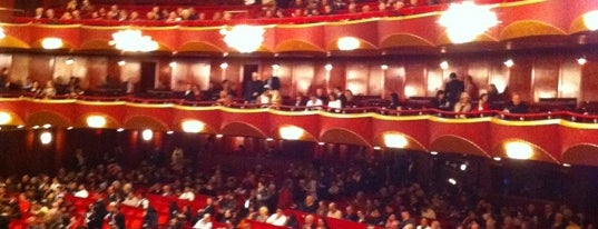 Metropolitan Opera is one of Architecture - Great architectural experiences NYC.