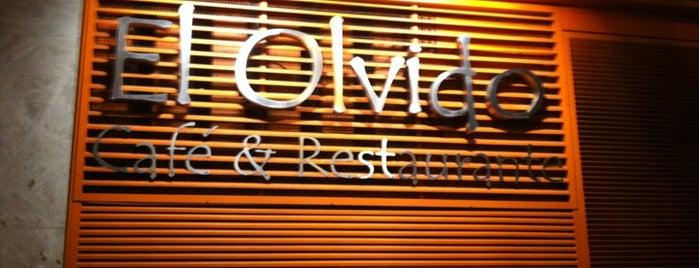 El Olvido is one of Must-visit Spanish Restaurants in Madrid.