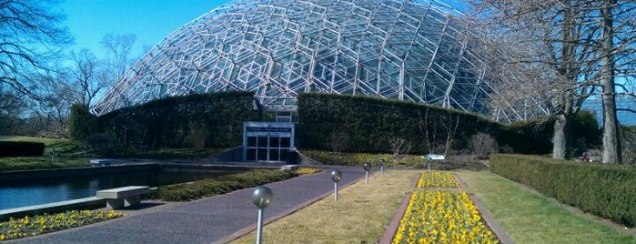 Missouri Botanical Garden is one of Fave STL Metro Sites.