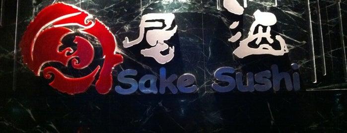 Sake Sushi is one of Top 10 favorites places in Shreveport, LA.